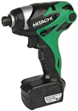 Bare-Tool Hitachi WH10DLP4 10.8 Volt Impact Driver-Tool Only, No Battery