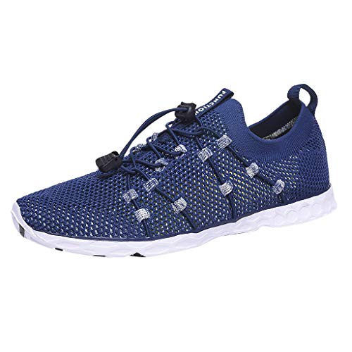 Buy Eimvano Men Women Barefoot Quick-Dry Water Sports Shoes Multifunctional Sneakers with Drainage H...