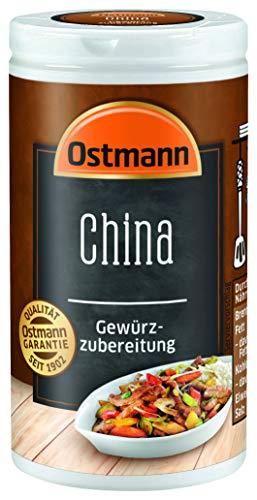 Ostmann China Gewürzzubereitung, 4er Pack (4 x 35 g)