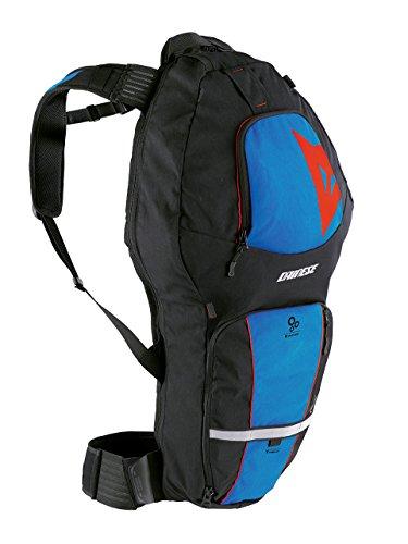 Dainese Rucksack PRO Pack EVO, Schwarz/Rot/Blau, L