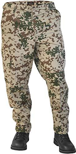 normani US Ranger Hose/Freizeithose/BDU Farbe Tropentarn Größe M
