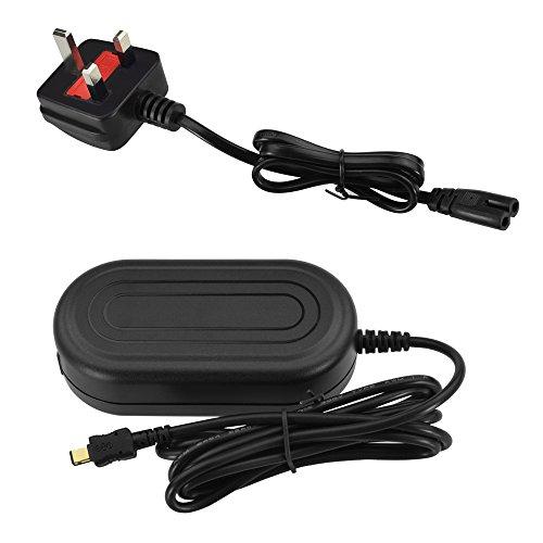 Sinfoxeon NP-FZ100 Camera AC Power Adapter Charger kit for Sony Alpha A7III A7RIII A9 A9R A9S Cameras