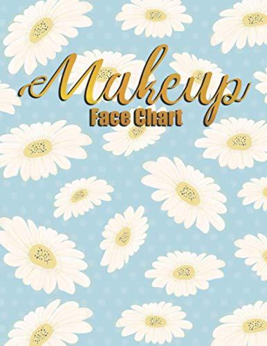 Makeup Face Chart: Make up Artist Face Charts