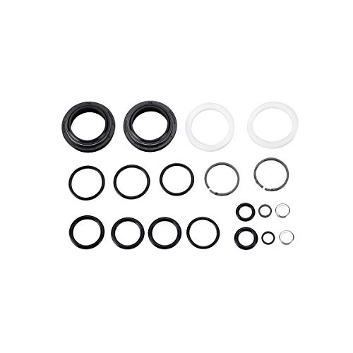 RockShox Reba A7(2018+) Service Kit Piezas de Repuesto, Negro, One Size