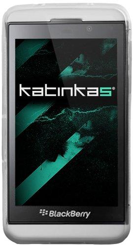 Katinkas 2108054584 funda para teléfono móvil Transparente - Fundas para teléfonos móviles (Funda, BlackBerry, Z10, Transparente)