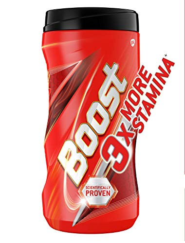 Boost Health, Energy and Sports Nutrition Drink - 500 g Pet Jar