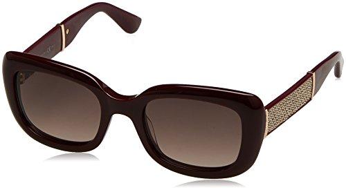 Jimmy Choo Damen VINNY/S XQ 172 51 Sonnenbrille, Violett (Plumglttplum/Mauve Sf)