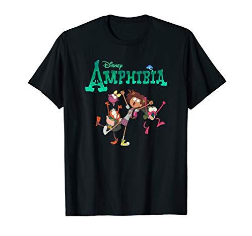 Disney Channel Amphibia T-Shirt