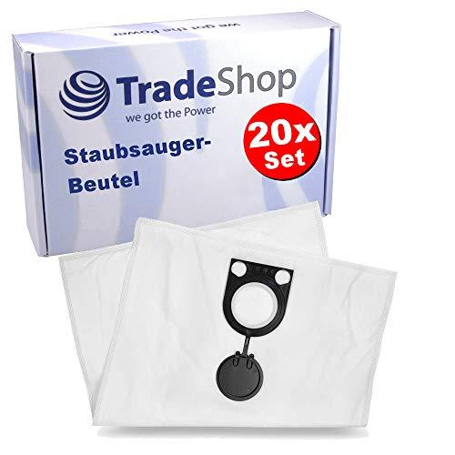 20x Hochwertige Staubsauger-Beutel für Mafell S 25 / S25, 25 S, S 25 M, S 35 M, S 50, S 50 M Staubsauger/Ersatz Saugbeutel zum Austausch