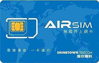 AIRSIM・世界データSIMカード (残高なし(カードのみ))