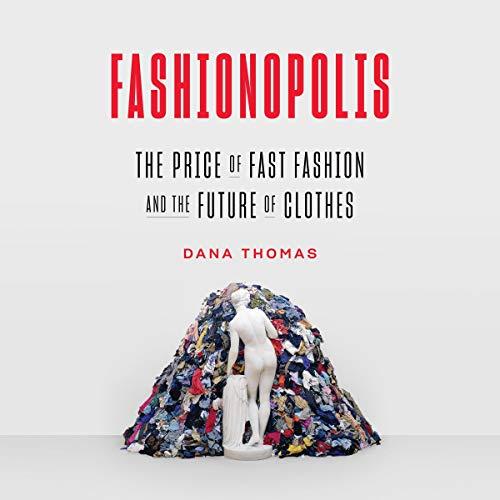 Fashionopolis audiobook cover art
