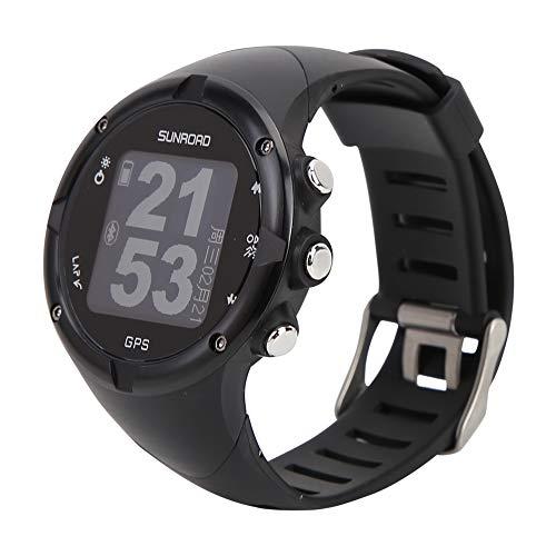 Smartwatch Orologio Fitness Tracker Orologio Per La Frequenza Cardiaca Impermeabile Smart Orologio Sportivo Esterno Gps Bluetooth Orologio Bluetooth Con Il Monitor Della Frequenza Cardiaca Supporta 8