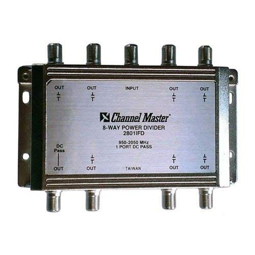 channel master signal splitter - 5