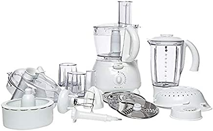 Kenwood Food Processor, White - FP691