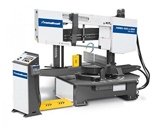 Metallkraft HMBS 450 x 600 HA-DG-FX - halbautomatische Horizontal-Metallbandsäge