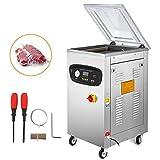 Happybuy DZ-400S Chamber Vacuum Sealer 1000W Vacuum Sealer Machine...
