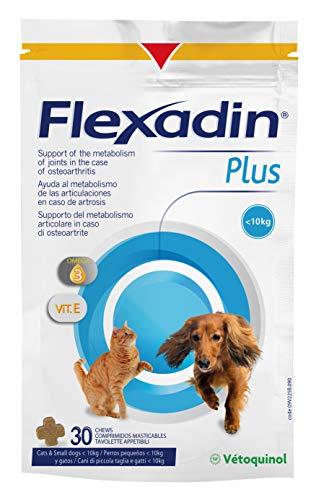 Vetoquinol 434559 Flexadin Plus Min - 30 Comprimidos
