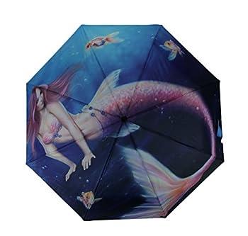 Fantasy Gifts 2801 Mermaid Umbrella, 38