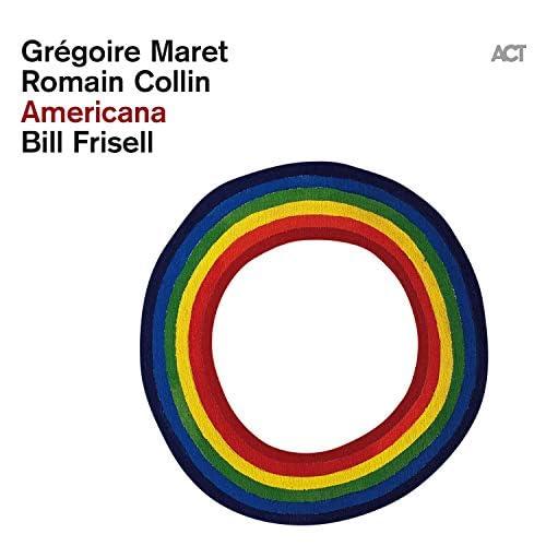 Gregoire Maret, Romain Collin & Bill Frisell