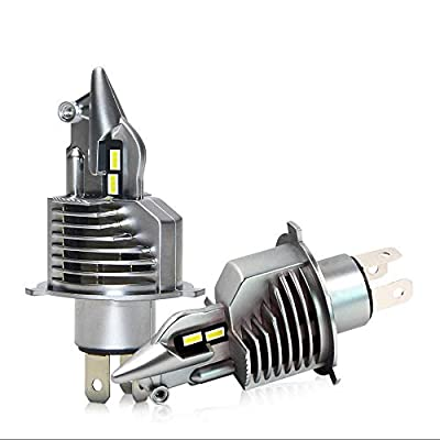 Led Headlight Bulbs Conversion Kit Led Headlight 40W 8000LM 6500K Xexon White Plug And Play Easier Install Automotive Led Headlights Car Headlight Bulbs With 1 Year Warranty