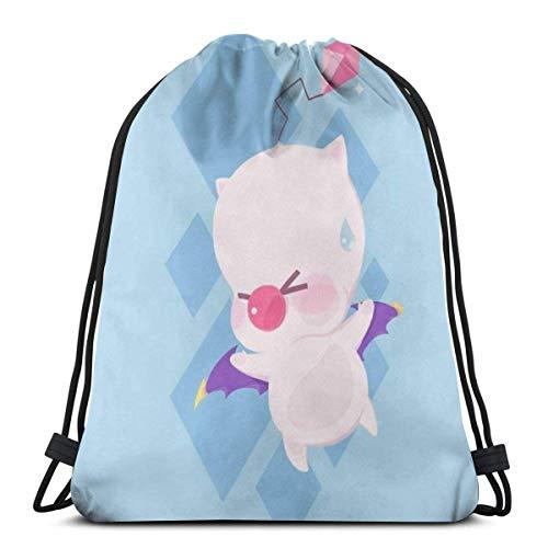 Mog Throw (azul) Bolsa de deporte y bolsa de viaje Bolsa de regalo