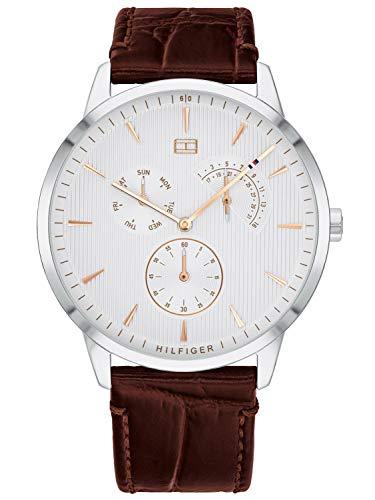 Tommy Hilfiger Reloj Multifunción Cuarzo para Hombre