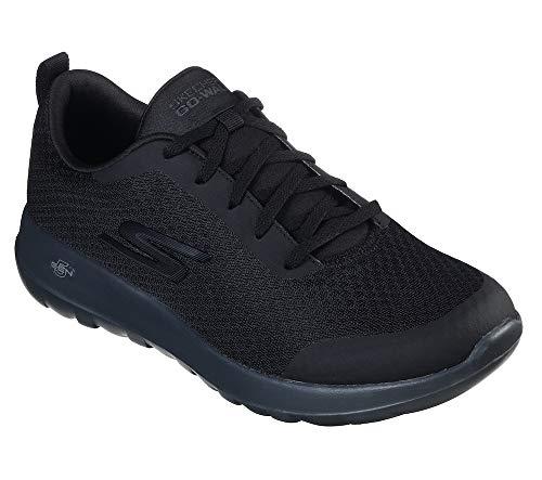 Preisvergleich Produktbild Skechers mens GOwalk Max - Otis Lace Up Walking Shoe,  Black / Charcoal