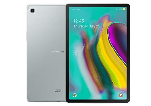 Samsung Galaxy Tab S5e 64 GB Wifi Tablet Silver (2019) - SM-T720NZSAXAR 9