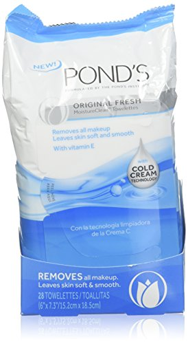 Pond's Moisture Clean Towelettes Or…