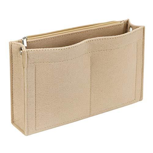 Joqixon Handtaschen Organizer Filz, Taschenorganizer Bag in The Bag, Innentaschen für Handtaschen, Taschen Organizer Groß