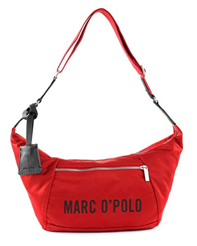 Marc O'Polo Jennifer Hobo Bag Red