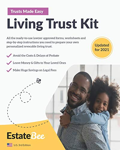 Compare Textbook Prices for Living Trust Kit: Make Your Own Revocable Living Trust in Minutes, Without a Lawyer  ISBN 9781913889074 by EstateBee