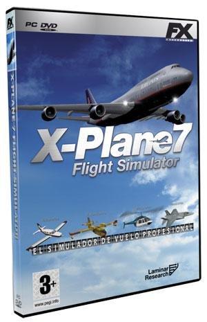 X-plane 7 Flight Simulator Premium