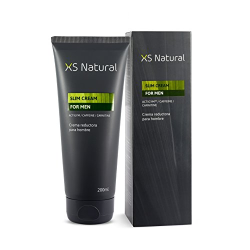 XS Natural for Men - Crema Reductora y Quemagrasas para hombre (XSlimm)