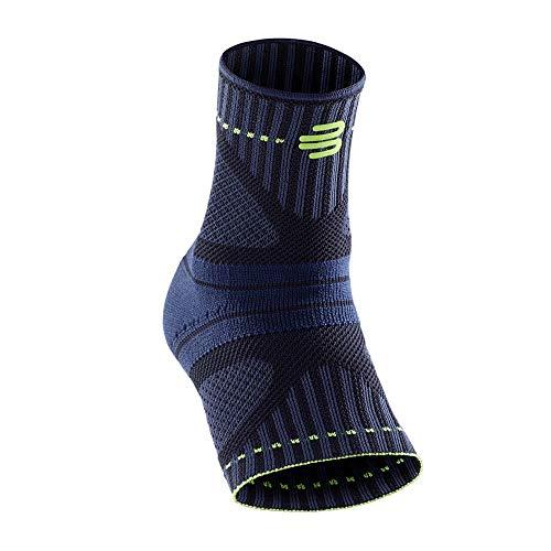 """Bauerfeind Fußbandage fürs Sprunggelenk """"Ankle Support Dynamic"""", Unisex, 1 Fußgelenkbandage für Sport wie Joggen, Fußball oder Fitness, Sprunggelenkbandage für Sensomotorik"""