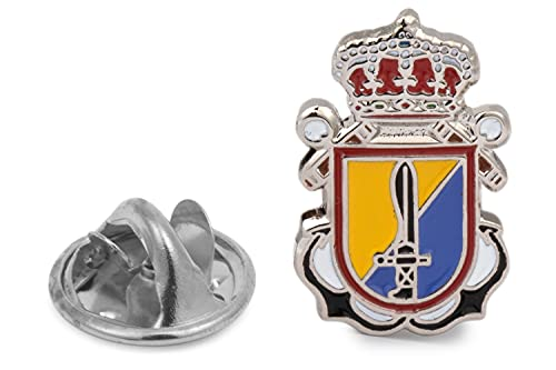 Gemelolandia Anstecknadel mit Wappen der Spezialkräfte, 18 x 12 mm, Originelle Pins zum Verschenken   für Hemden, Kleidung oder für Ihren Rucksack   lustige Details