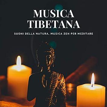 Musica Tibetana CD - Suoni della Natura, Musica Zen per Meditare