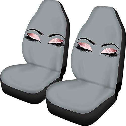makeup car seat covers - 1
