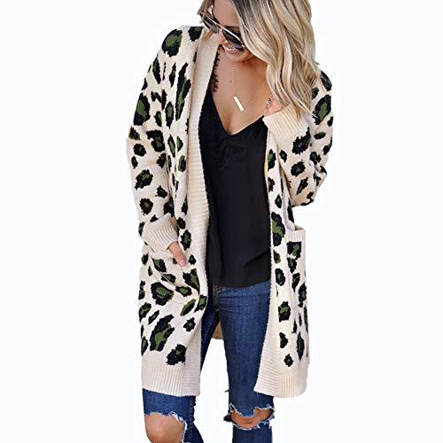 BIXUYAO Womens Cardigan/Womens Kleding Vest Oversized Winter Kleding Jassen Lange Herfst Tops Geschikt voor Vrije tijd Wandelen