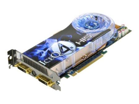 HIS HD 4850IceQ Turbo 4512MB GDDR3PCIe