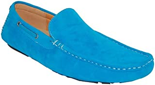 Best sky blue loafers mens Reviews