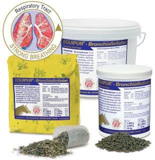 EQUIPUR - Bronchialkräuter Pellets 1 kg