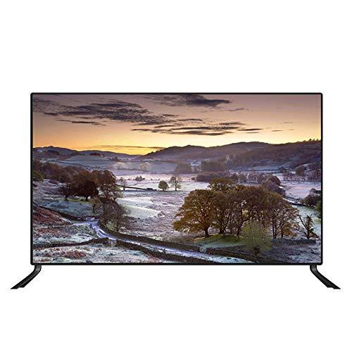 TV LED HD de 50 Pulgadas, diseño Delgado, 1080p, parlantes incorporados con múltiples Puertos HDMI, Puertos USB y Control Remoto