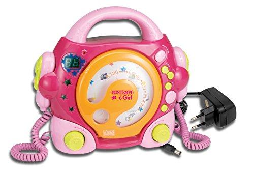 Bontempi CD-speler met adapter meegeleverd