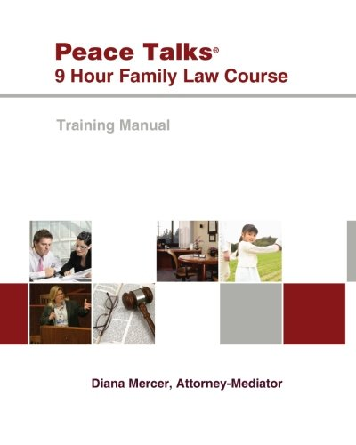 9 Hour Family Law Course: Training Manual