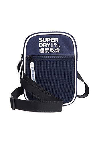 Superdry Sport Pouch, SACS Homme, Navy, Taille Unique
