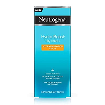 Neutrogena City Shield SPF 25 Hydration Lotion