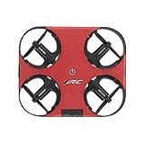 Dirigeable Jouet pour Enfants,Kolylong JJR/C H70 PLANC Attitude Hold Mini Drone Bras Pliable Ultra-léger Quadricoptère RC Toys Anniversaire Cadeau pour Garçons (Rouge)