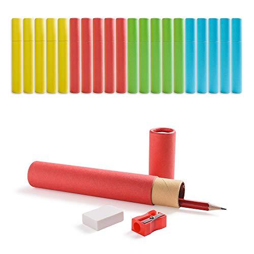 A Regalini fine Festa di Compleanno Bambini invitati , Set 20 Pezzi Completo di matite Colorate...