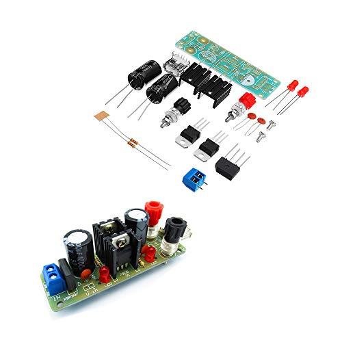 ILS LM7805 Double Diffuser Modul Kit 5V 3A Solar Energy Regulator Module Generator
